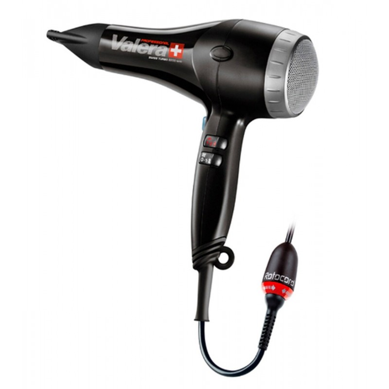 سشوار حرفه ای ولرا سری Swiss Turbo مدل 8200 Ionic Valera Swiss Turbo Ionic Professional Hair Dryer-ST8200TRC